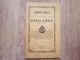 Cinstitul paraclis al sfantului sfintitului mucenic Haralambie, 1924