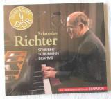 Sviatoslav Richter - Schubert, Schumann, Brahms - CD colectia DIAPASON D'OR. Nou
