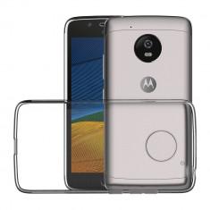 Husa MOTOROLA Moto G5S - Luxury Slim Case TSS, Transparent
