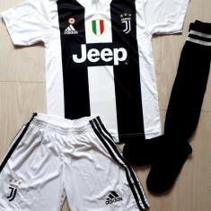 Echipament / compleu copii Juventus - Ronaldo - model 2019 + BONUS, YXXL, Tricou + Pantalon