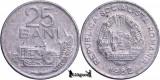 1982, 25 Bani - RSR - Romania