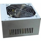 "SURSA DELUX 500 (250W for 500W Desktop PC) Fan 12cm Conector 20+4 pini 2xSATA 2xMolex 1xSmall 4 pini ""DLP-25D-500"""