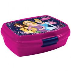 Cutie pentru sandwich Printesele Disney mov