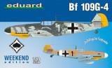 Eduard 84149 - 1:48 Messerschmitt Bf 109G-4