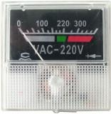 Voltmetru analogic de panou, 250V - 111540