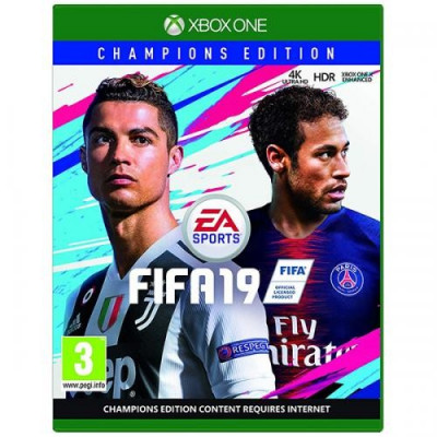 FIFA 19 Champions Edition Xbox One foto