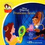 Disney Prințese. Frumoasa și Bestia. Citim împreună
