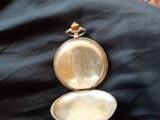 Ceas vechi de argint marca Omega
