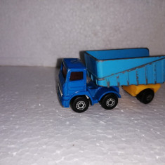 bnk jc Lesney Matchbox Superfast no 50 - Articulated Truck - Anglia