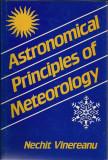 Nechit Vinereanu-Astronomical principles of meteorology