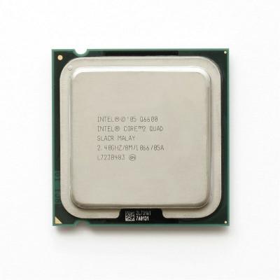 Procesor Core2Quad Q6600 4x2.40 Ghz LGA 775 8 Mb Cache 1066 Mhz FSB L243 foto