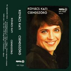 Caseta Kovács Kati – Csendszóró , originala, holograma