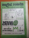 Revista moftur roman nr.3 / 1992 - revista de satira si umor