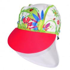 Sapca Flowers 2-4 ani protectie UV Swimpy for Your BabyKids
