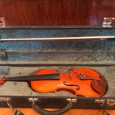 Vioara de maestru model Stradivari 1715, Arcus semnat de maestru