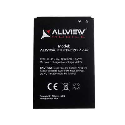 Acumulator Original ALLVIEW P8 ENERGY MINI (4000 mAh) foto