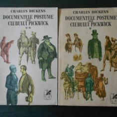 Charles Dickens - Documentele postume ale Clubului Pickwick 2 volume