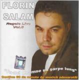 CD Florin Salam – Fă-mă Doamne Un Șarpe Lung (Regele Live Vol.5) , manele