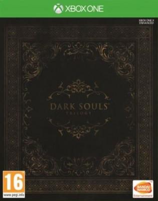 Dark Souls Trilogy Xbox One foto