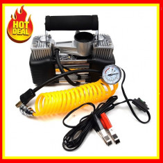 Cumpara ieftin Compresor auto 12V 2 Cilindri Compresor Auto Umflat Roti