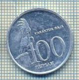 12245 MONEDA - INDONESIA - 100 RUPIAH - ANUL 1999 -STAREA CARE SE VEDE
