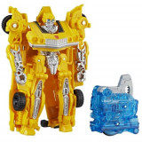 Robot Transformers MV6 Bumblebee Power Plus, Colectia Energon Igniters, Hasbro
