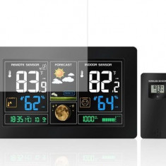 Statie Meteo wireless cu display LCD color