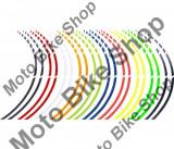 MBS Banda janta Foliatec Racing negru, 7,5mm latime, pentru 2 jenti 16-19, Cod Produs: 10010832LO