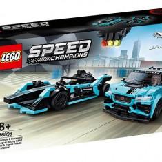 Lego Speed Champions - Formula E Panasonic Jaguar Racing GEN2 & Jaguar I-PACE eTROPHY