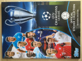 Topps Champions League 2015-16 Album gol