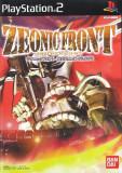 Joc PS2 Zeonic Front - Mobile suit Gundam 079