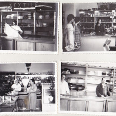 bnk foto - Lot 8 poze din magazinele COOP Reg Ploiesti anii `60
