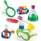 Set experimente chimie pentru copii - prescolari, Learning Resources