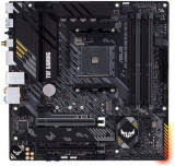 Placa de baza ASUS TUF GAMING B550M-PLUS WI-FI, AMD B550, AM4, mATX