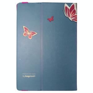 Husa cu stand universala reglabila Bagmovil Kimmidoll Sonomi Friendship multicolora pentru tablete de 10 inch