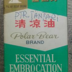 Solutie Polar Bear, perioada comunista// continut original