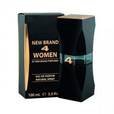 Parfum New Brand 4 Women 100ml EDP / Replica Carolina Herrera- 212 Vip Women