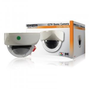 Camera securitate tip dome Konig, 1.3 inch CCD