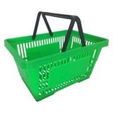 Cos pentru cumparaturi Strend Pro Shopper, 20 L, verde Mania Tools