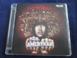Erykah Badu - New Amerikah _ cd,album _ Universal ( 2008 , Europa )