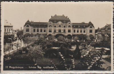 Baia Mare aprox. 1940 - Hotelul Regele Stefan foto