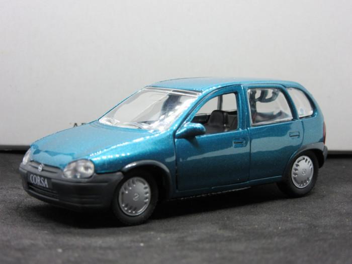 Macheta Opel Corsa B Gama 1:43