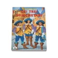Alexandre Dumas - Cei trei muschetari (Colectia Piccolino)