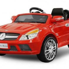 Masinuta electrica pentru copii Mercedes SL65 AMG 12V #Rosu