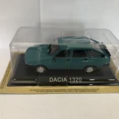 Macheta Dacia 1320 Deagostini 1/43