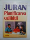 JURAN - Planificarea calitatii