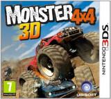 Monster 4X4 Nintendo 3Ds