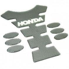 Protectie rezervor motocicleta tankpad carbon Honda