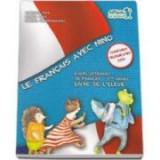 Le Francais avec Nino, cours optionnel de francais -Livre de l eleve (1ere annee)