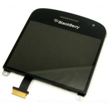 Display cu touchscreen BlackBerry Bold Touch 9900 versiunea 002/111 Original Neg foto